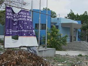 Núcleo de Segurança Comunitária no Bairro do Salgado, Caruaru, Pernambuco (Foto: Reprodução/ TV Asa Branca)