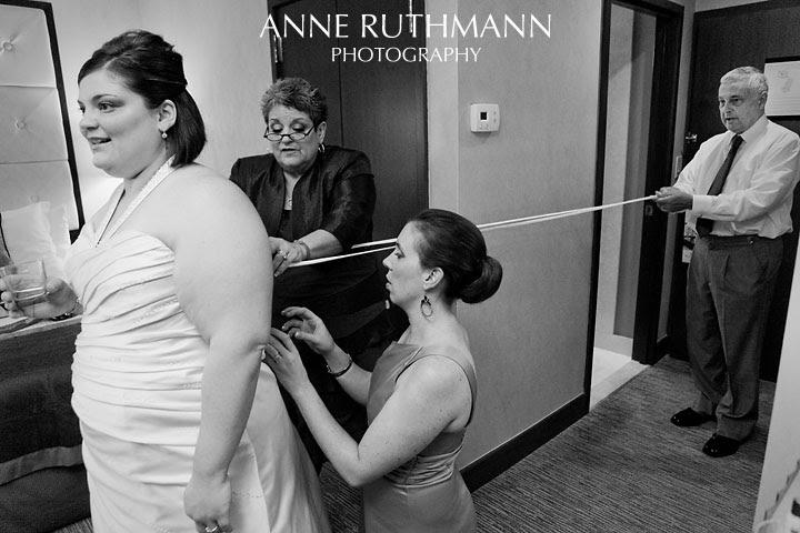 Wedding Dress Lacing