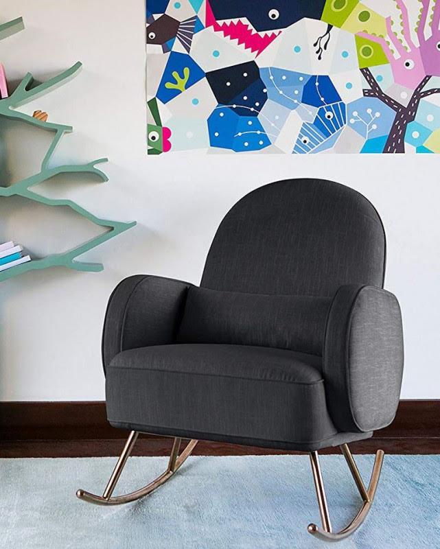 Compass Rocker Chair