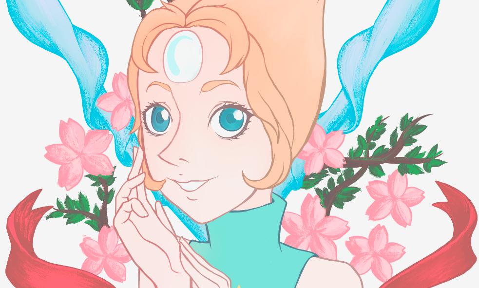 Ok guys i think i got the Steven Universe fever…… help Pearl W.I.P.