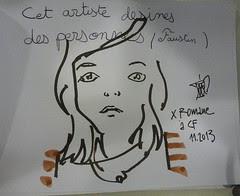 Clermont children #6: Romane.