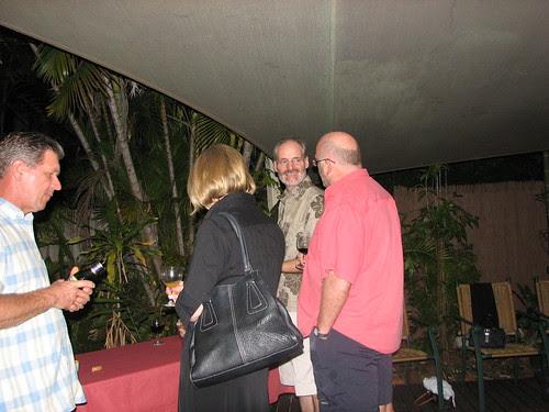 Ken, Jessie. Rod and Peter