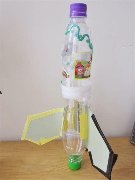 shine kids crafts bottle crafts water rocket
