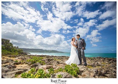 Wedding Photography in Oahu Hawaii   Turtle Bay Resort