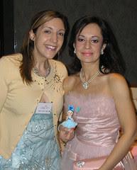 Lisa and Rosanna!