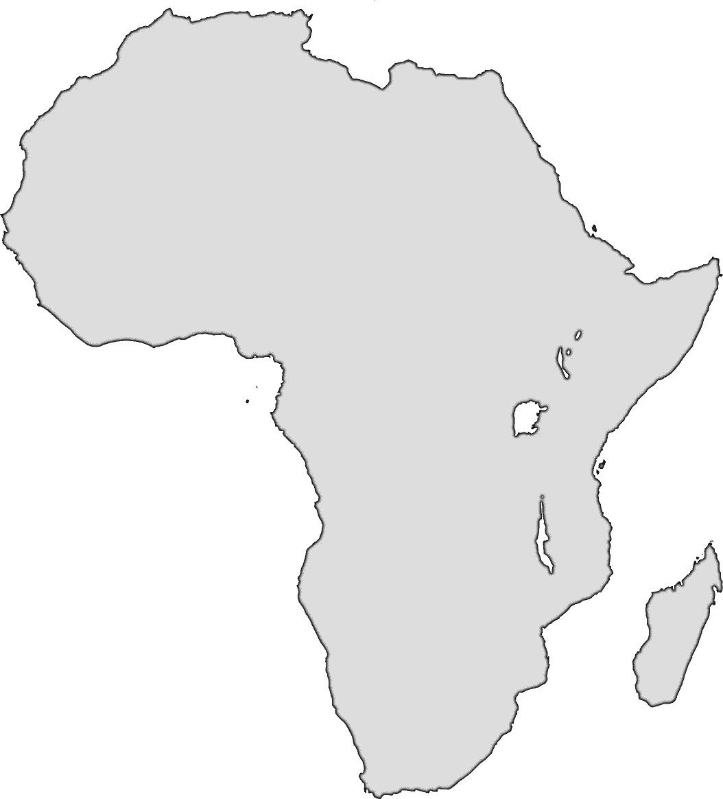 Picture of: Jungle Maps Map Of Africa Plain