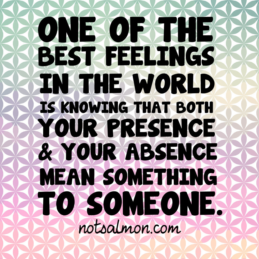 Quotes About Absence Of Feeling 58 Quotes