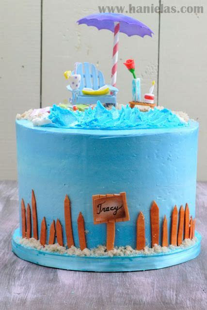 1000  images about Sandcastle cake on Pinterest