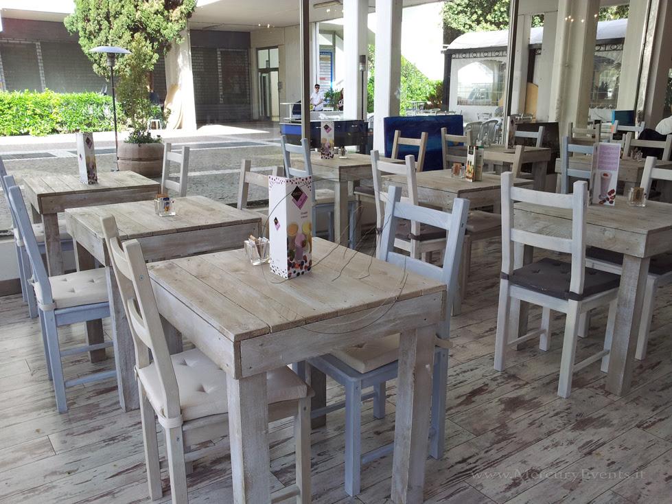 Forno rotor cucina arredamento locali vintage for Arredamento bar tavoli e sedie