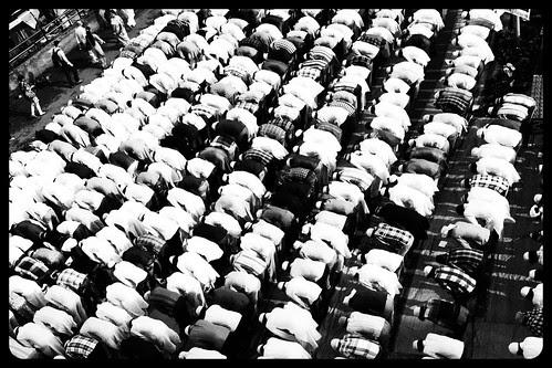 Eid Prayers .. by firoze shakir photographerno1
