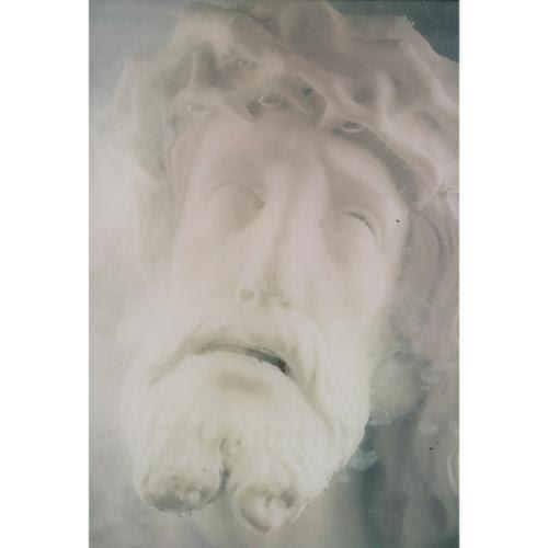 Andrés Serrano, White Christ