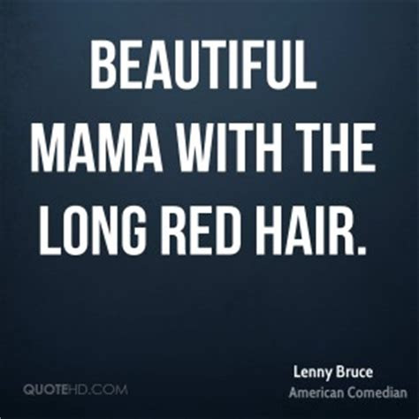Beautiful Red Hair Quotes