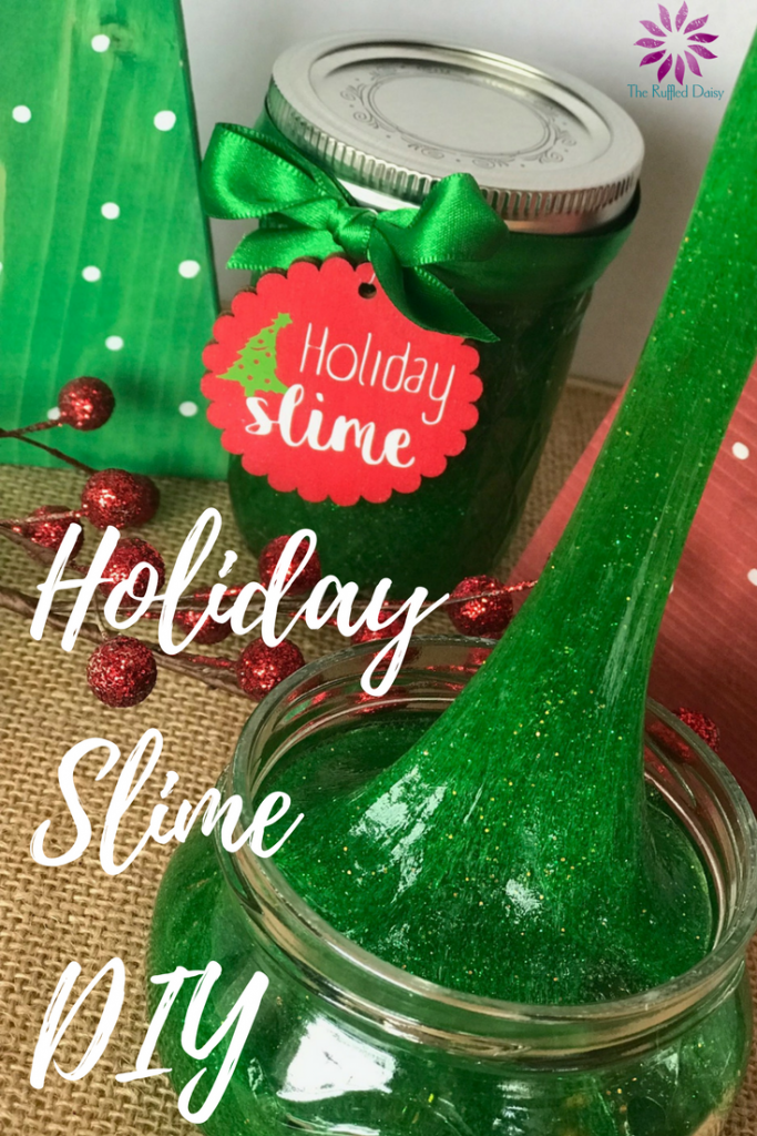Holiday Slime