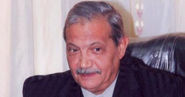 اللواء محسن حفظى مساعد وزير الداخلية لأمن الجيزة