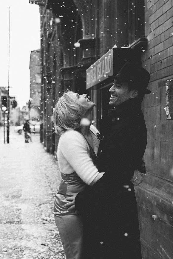 A Victoria Baths Manchester Engagement Shoot Photography by Hannah Millard