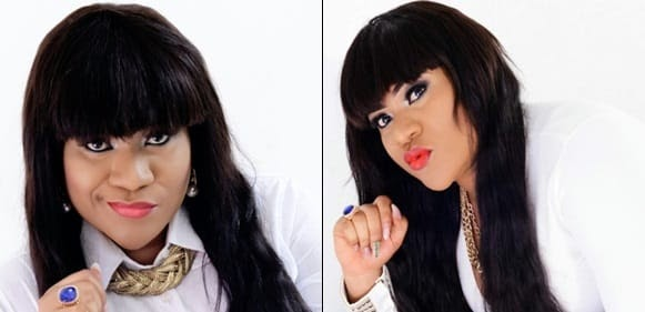 Nkechi Blessing Curses Fan For Advising Her To Contribute To Baba Suwe's Treatment
