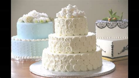 Cake Decorating Ideas Wedding Simple