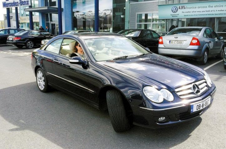 Buying a Used Mercedes-Benz—A Beginner's Guide