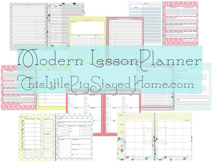 1000+ ideas about Teacher Planner Free on Pinterest | Teacher ...