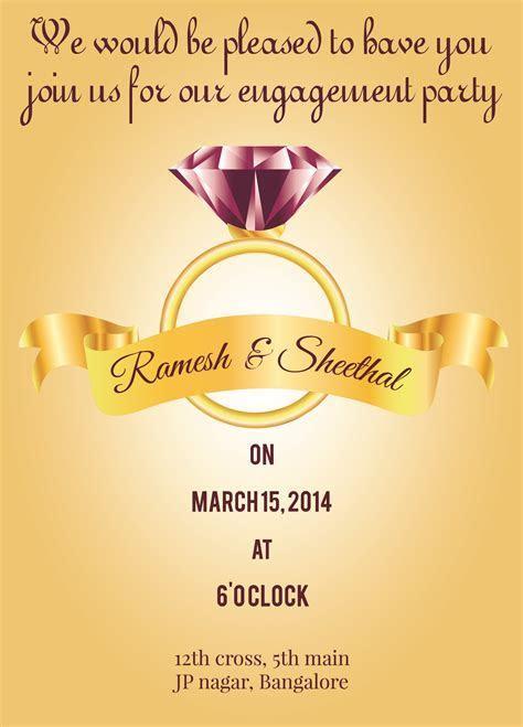 Pin by Kiran Kumar on Kiran   Engagement invitation cards