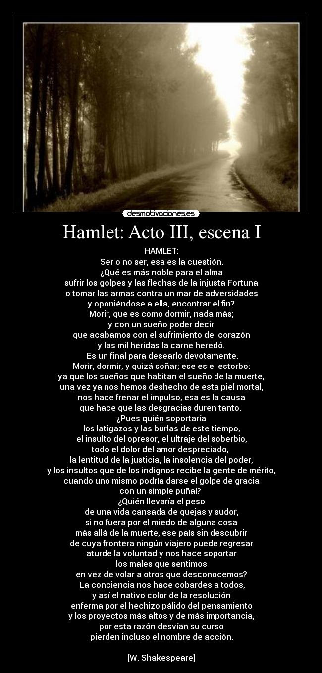 Frases De Amor Shakespeare Hamlet Kerja Kosr