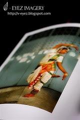 Urban Goddess - in the catalogue book