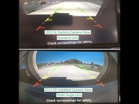 How to Install a Backup Camera in a 2013 SV Nissan Leaf Как уставить камеру заднего вида?