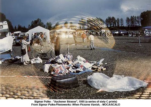 "Sigmar Polke - ""Aachener Strasse"", 1995 by artimageslibrary"