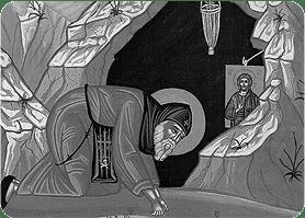 Η μέθοδος της ευχής εις την Υπεραγία Θεοτόκο, εις τους Αγίους και Κεκοιμεημένους