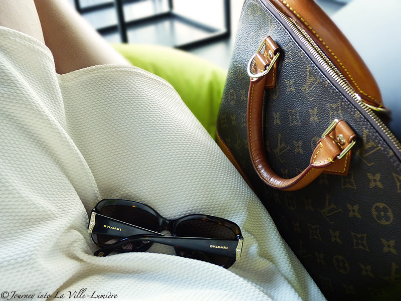 Alma Louis Vuitton & Bvlgari sunglasses