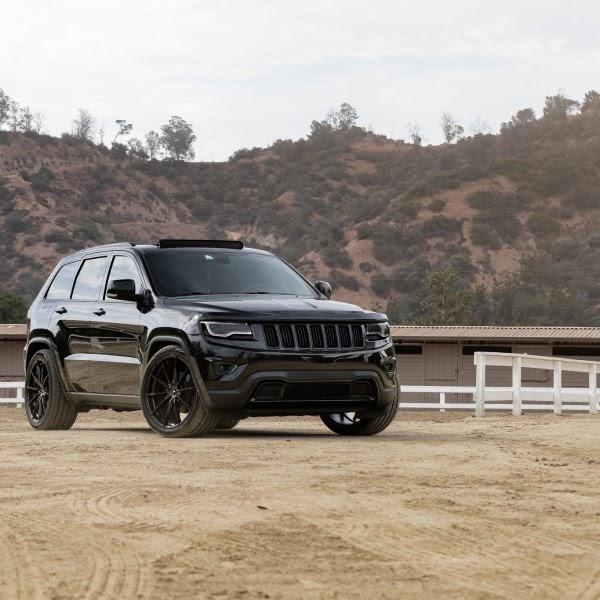 Jeep Grand Cherokee Mods - Top Jeep