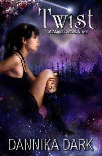 Twist (Mageri Series: Book 2) by Dannika Dark
