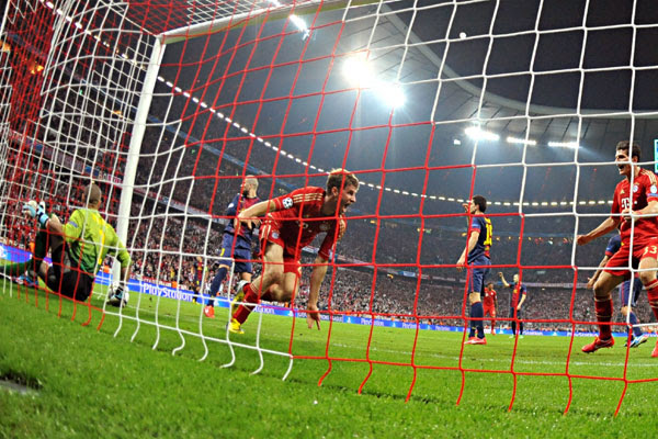 Bayern e Barcelona reeditam confronto de 2013