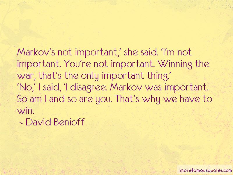 Youre Not Important Quotes Top 7 Quotes About Youre Not Important