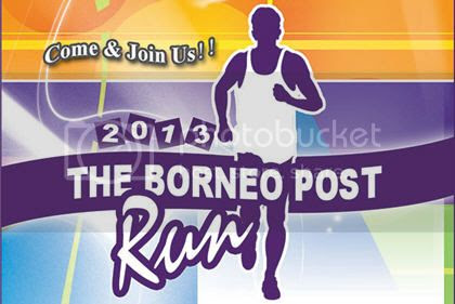 The Borneo Post Run 2013