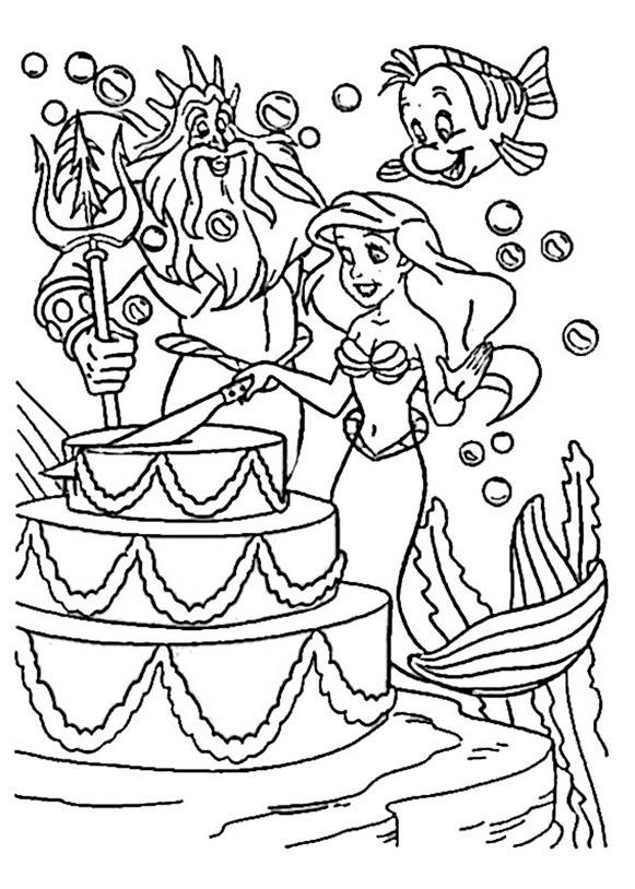 Ausmalbilder Prinzessin Arielle 3 Ausmalbilder Zum Ausdrucken