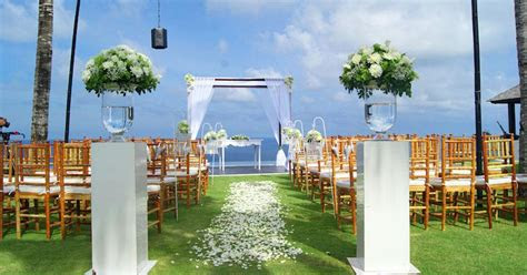 luxury wedding venues bali