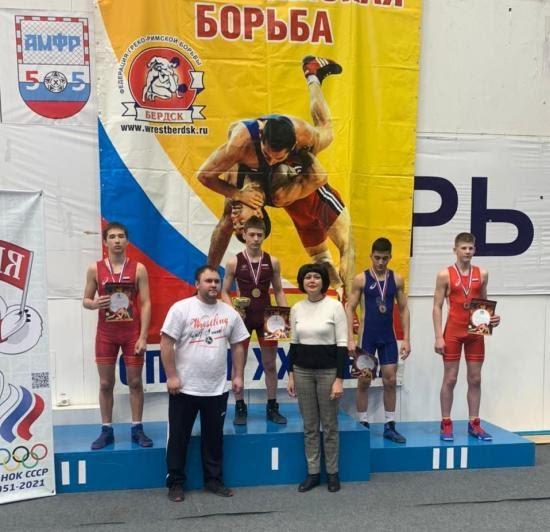 Спортсмены Приангарья завоевали семь медалей на первенстве СФО по