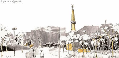 parque de la Arganzuela by aidibus