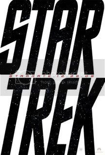 Star Treck The Movie - Poster