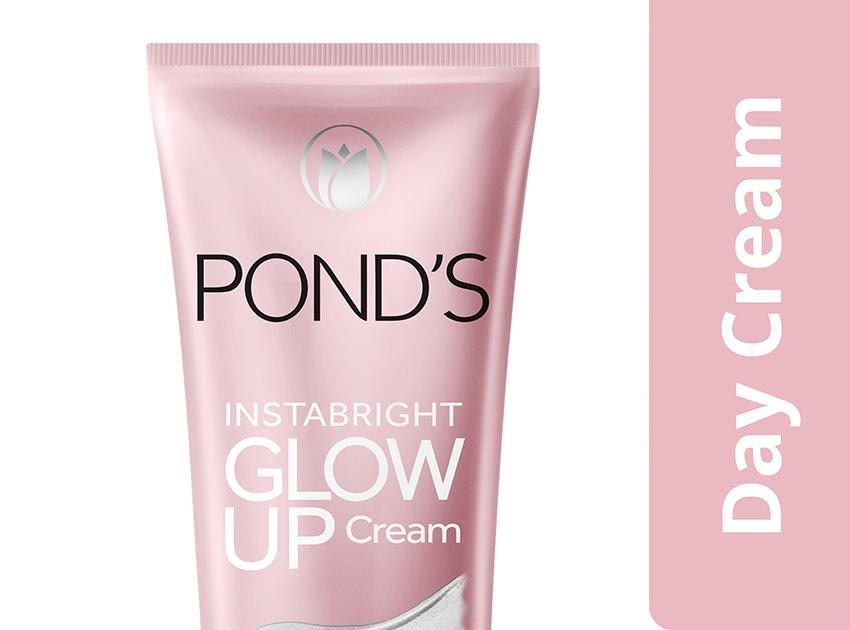 PENAWARAN POND'S Glow Up InstaBright Illuminating ...