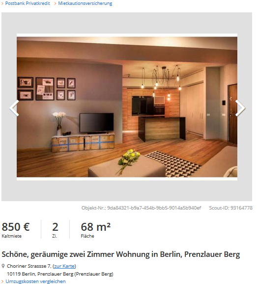 sch ne ger umige zwei zimmer wohnung in berlin prenzlauer berg. Black Bedroom Furniture Sets. Home Design Ideas