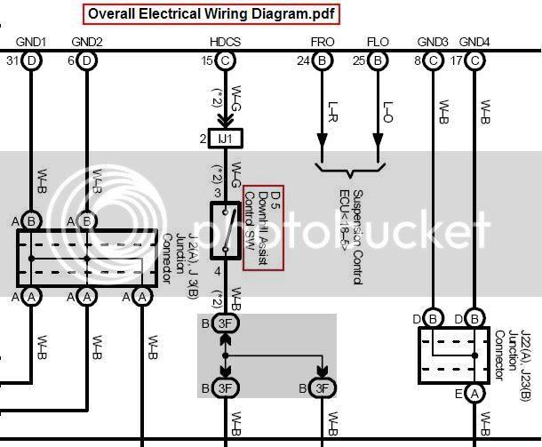 4runner Wiring Diagram Toyota 120 Platforms Forum