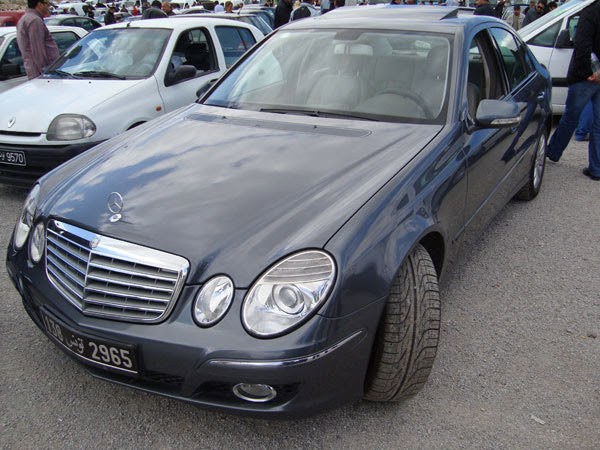 Vente Voiture Occasion Mercedes Classe E - Gloria Whatley Blog