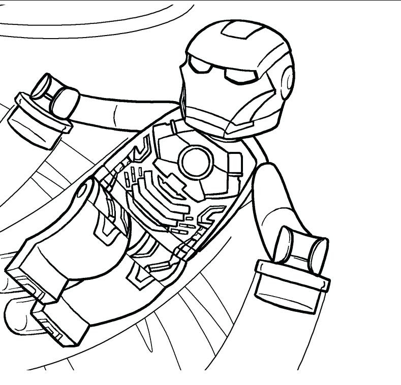 Iron Man Head Drawing At Getdrawingscom Free For Personal Use