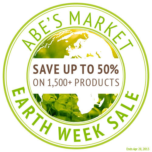 Earth Day Abe's Market