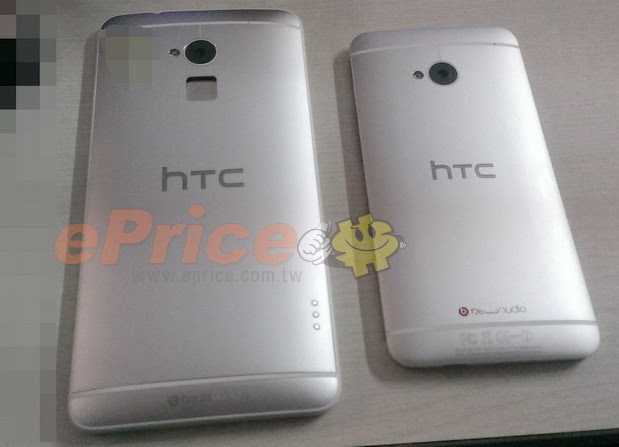 DualSIM HTC One Max for China Unicom leaked, may pack a fingerprint reader