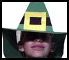 Leprechaun Hat for Kids