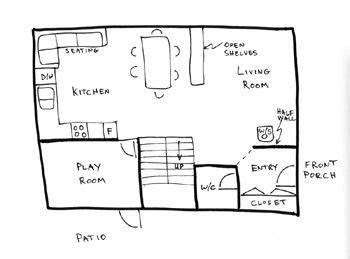 drawing house plans ideas  pinterest home