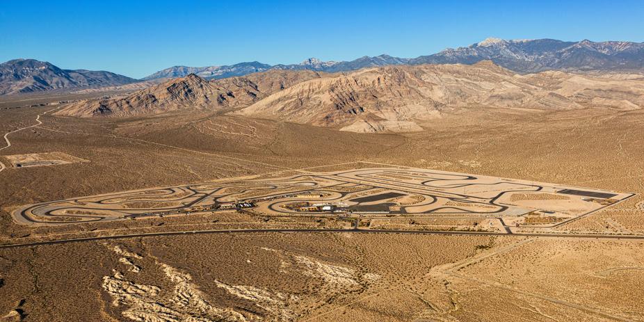 Race Track Motorsports Country Club Near Las Vegas